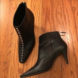 🎉HP🎉 Zara Studded Boots, Black